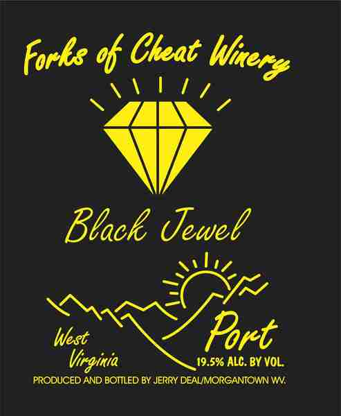 2012 Black Jewel Port