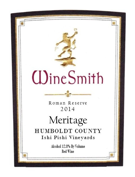 Product Image for 2014 Meritage Roman Reserve (Humboldt County)