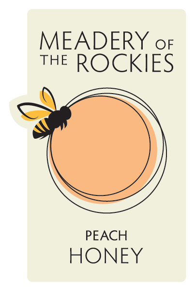 Product Image for Meadery of the Rockies Peach Honey