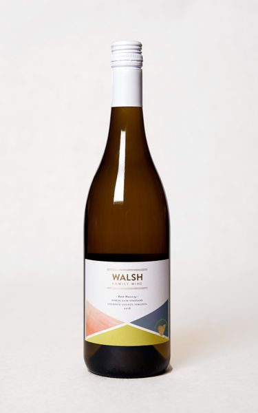 2019 Walsh Family Wine Petit Manseng