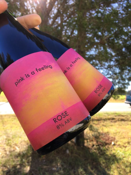2019 Pink is a Feeling (Wine/Cider Hybrid)