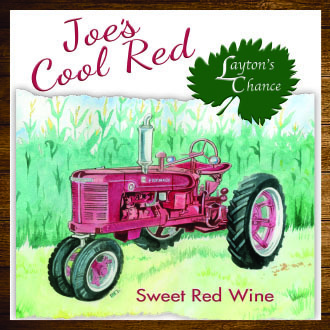 Joe's Cool Red