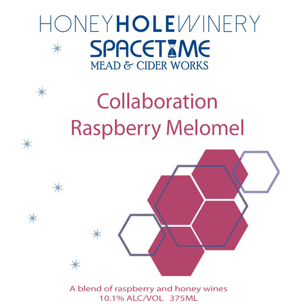 2019 Collaboration Raspberry Melomel