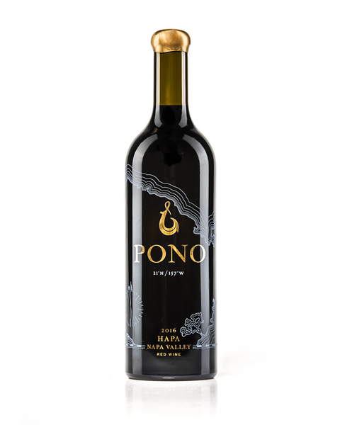 Product Image - 2016 Hapa Red Blend