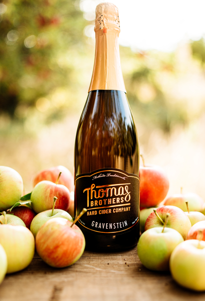 Product Image for 2019 Thomas Brothers Hard Cider - GRAVENSTEIN