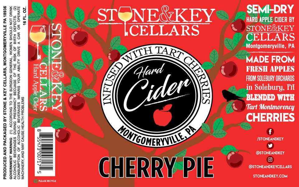 Cherry Pie (Hard Cider)