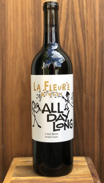 2017 All Day Long - A red blend