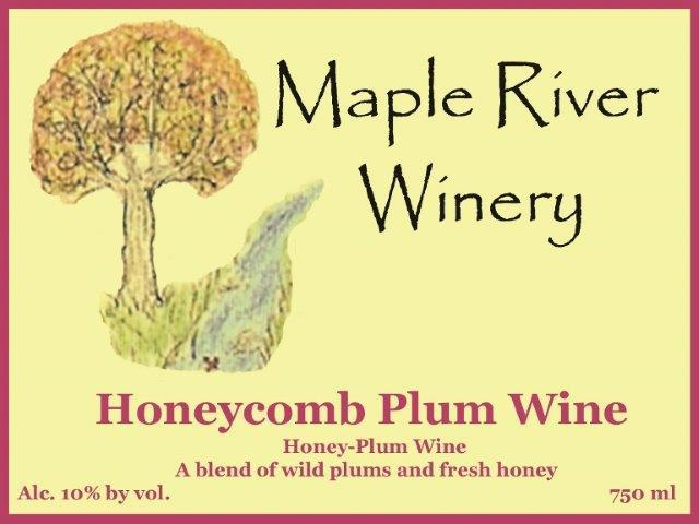 Product Image for Honeycomb Plum Wine