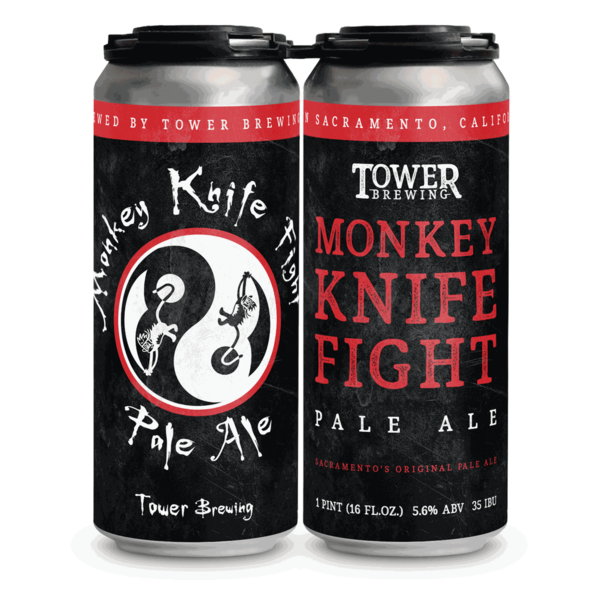 2020 Monkey Knife Fight 4 Pack