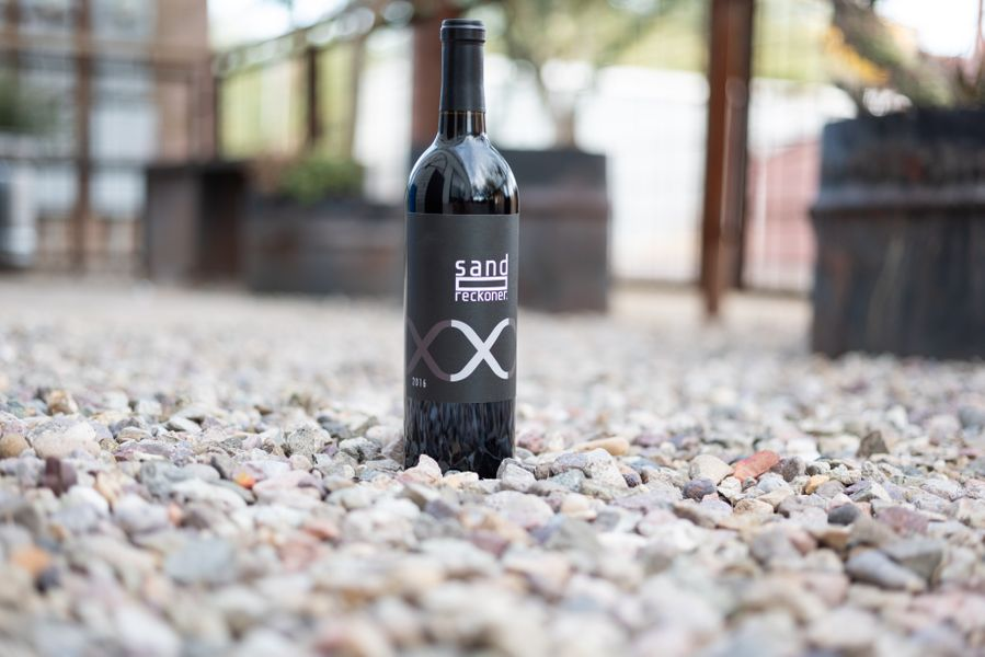 2016 'x' Red Blend