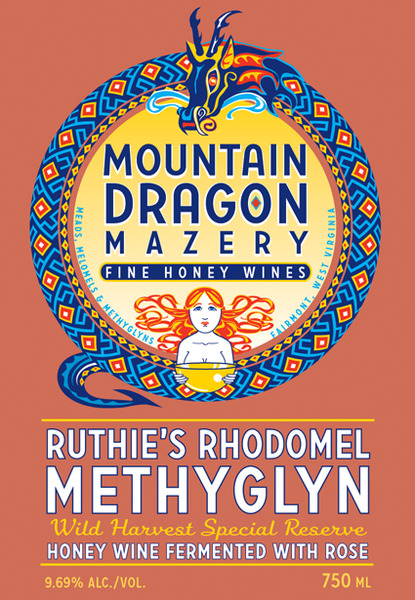 Product Image for NV Ruthie's Rhodomel Rose Petal Methyglyn  - Wild Harvest Special Reserve