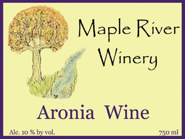 Product Image for Aronia Wine