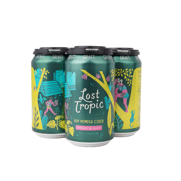 Lost Tropic 12pk (Shipping Included)