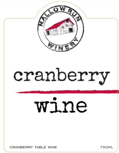 Product Image - Cranberry Wine