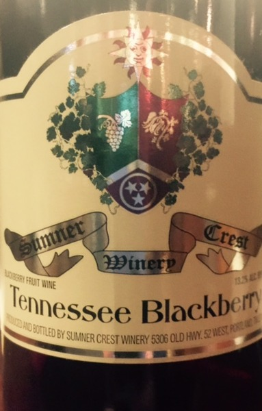 2019 Tennessee Blackberry