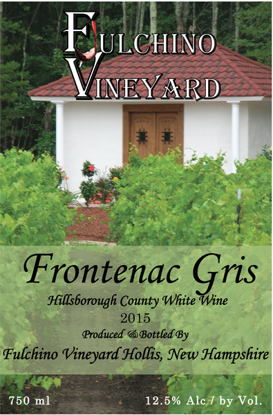 Product Image for 2015 Frontenac Gris
