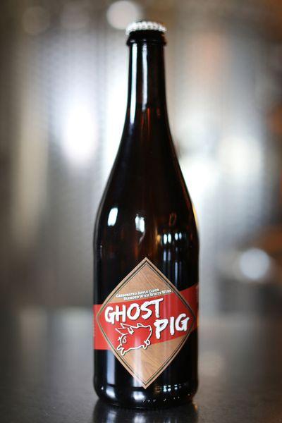Ghost Pig Hard Cider