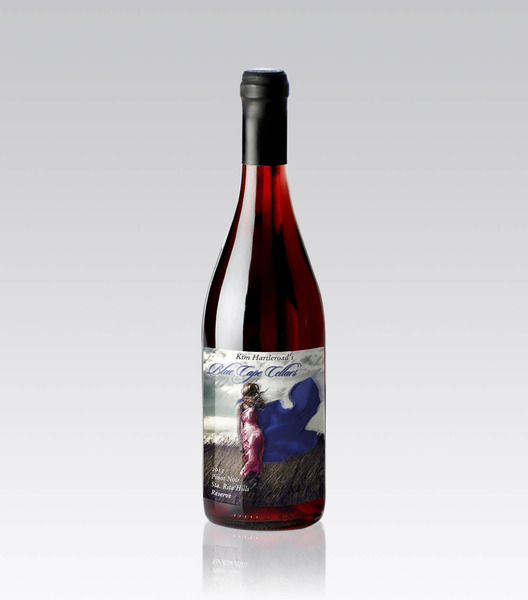 Product Image for 2013 Kim Hartleroad's 2013 Blue Cape Cellars Pinot Noir Sta. Rita Hills Reserve