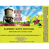 2020 Raspberry White Zinfandel