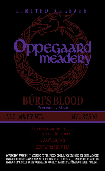 Product Image for 2020 Buri's Blood