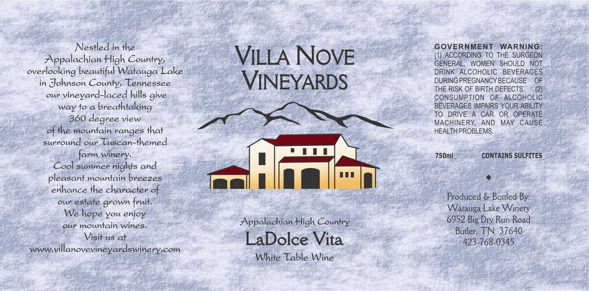 Product Image for 2018 La Dolce Vita