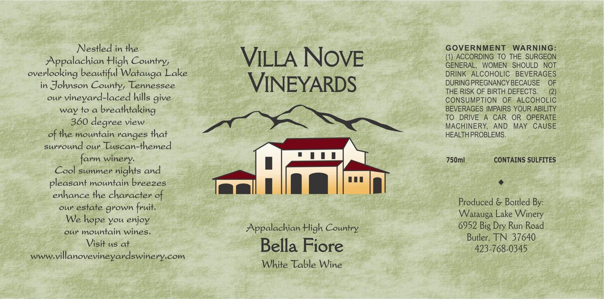 Product Image for 2018 Bella Fiore