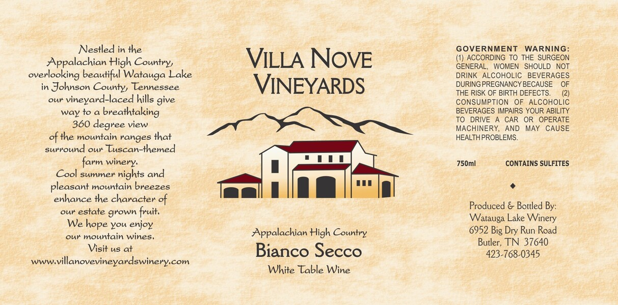 Product Image for 2018 Bianco Secco