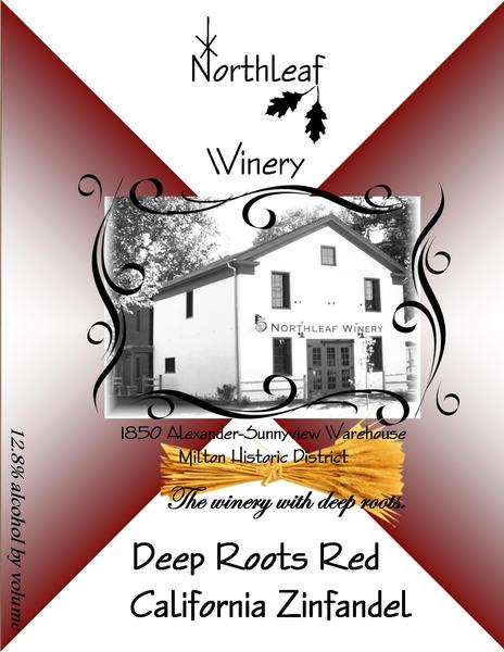 Deep Roots Red