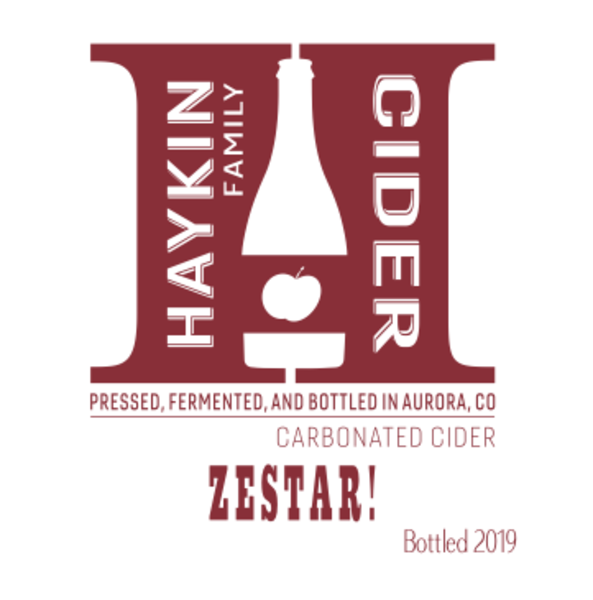 Product Image for 2019 Zestar! - 375ml