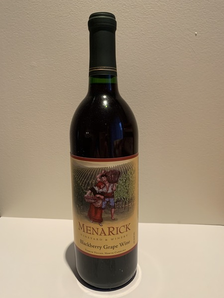 Product Image for 2019 Blackberry Grape Wine