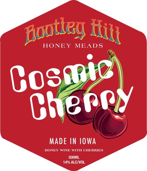 Cosmic Cherry Melomel
