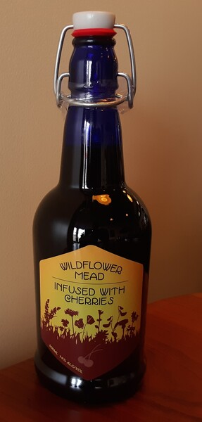 Product Image for Mead with Cherries
