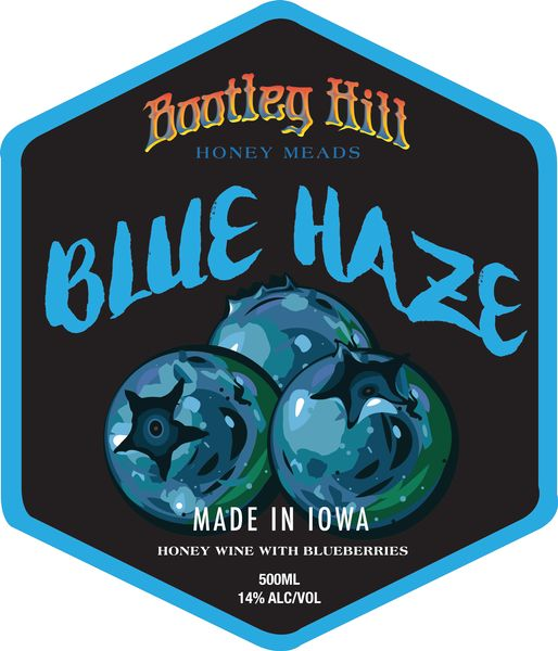 Blue Haze Melomel
