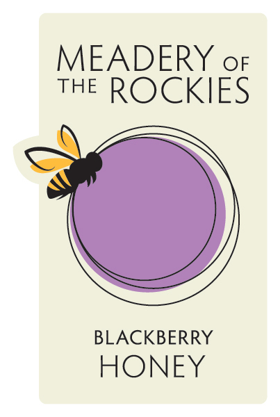 Product Image for Meadery of the Rockies Blackberry Honey