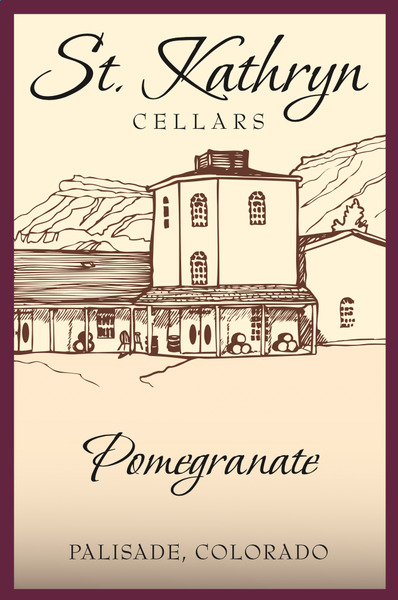 Product Image for St. Kathryn Cellars Pomegranate