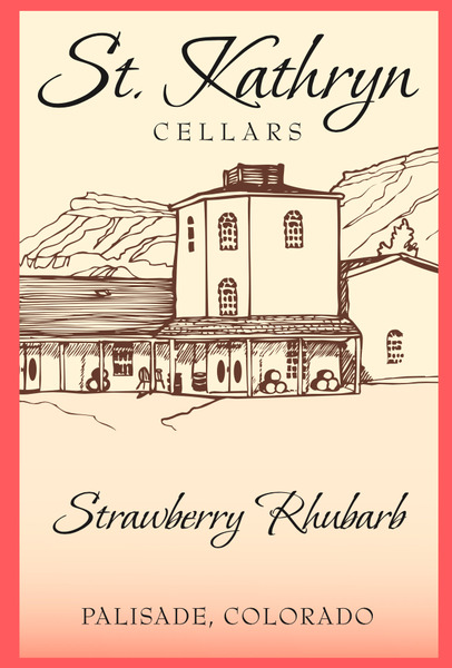 Product Image for St. Kathryn Cellars Strawberry Rhubarb
