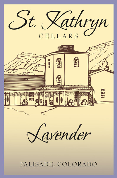 Product Image for St. Kathryn Cellars Lavender Wine