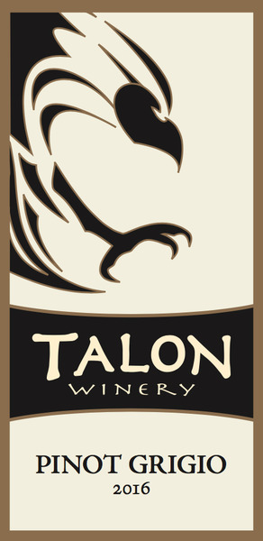 Product Image for 2016 Talon Winery Pinot Grigio
