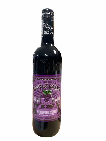2020 Blackberry Wine