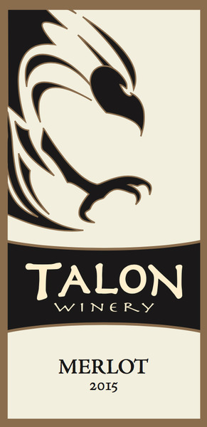 Product Image for 2015 Talon Winery Merlot