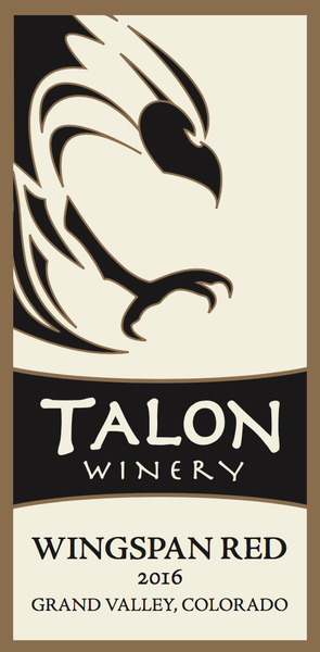 Product Image for 2016 Talon Winery Wingspan Red