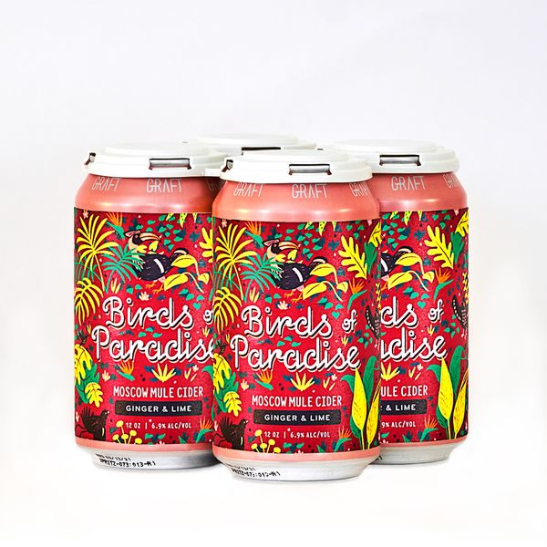 Birds of Paradise (12 Pk Shipping Included)