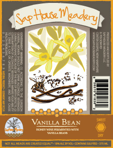 Product Image for Vanilla Bean Mead