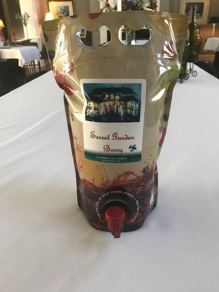 2020 Secret Garden Berry in a 1.5 Litre Pouch