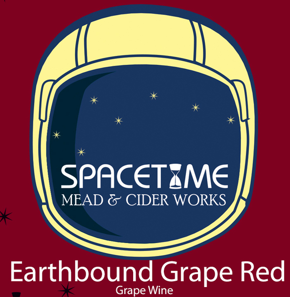 Earthbound Grape Red