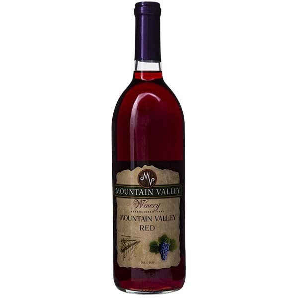 Mountain Valley Red (Concord)