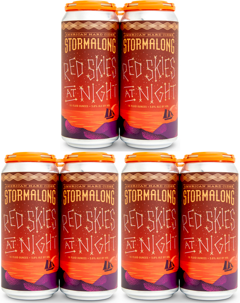 Red Skies at Night - 12 Cans (includes shipping)