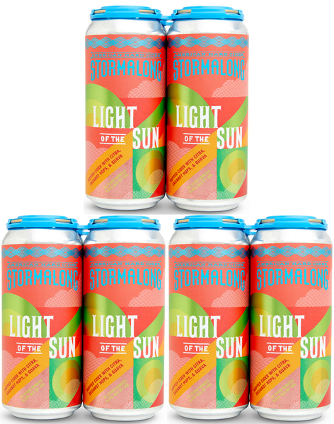 Light of the Sun - 12 Cans (includes shipping)