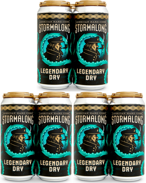 Legendary Dry - 12 Cans (includes shipping)