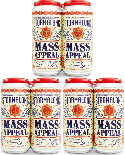 Mass Appeal - 12 Cans (includes shipping)
